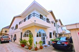 Number 95 Suites, Lekki Phase One, Lagos