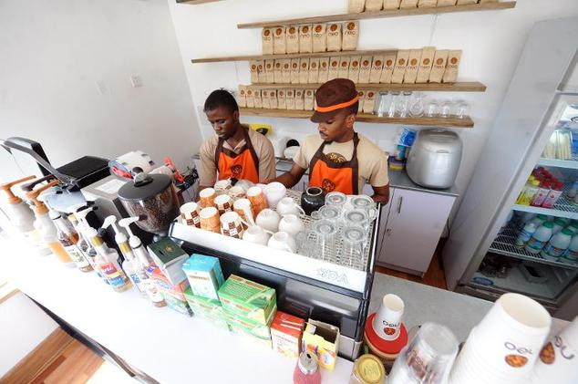 Photo of Two Brothers Have Furnished Into Africa's Coffee Rejuvenation