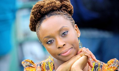 Photo of Chimamanda Ngozi Adichie the most powerful woman in Africa?
