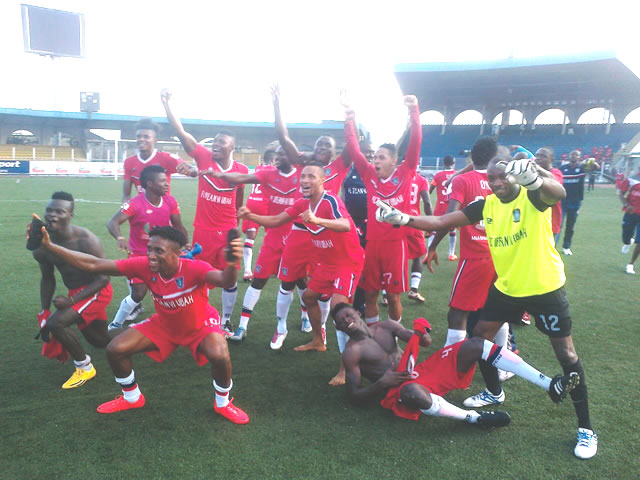 Photo of FC Ifeanyi Ubah wins the Federation Cup 2016 Title