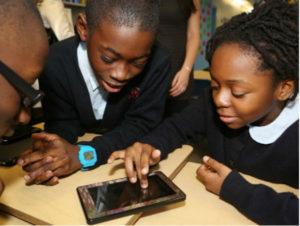 Photo of 12 year old Nigerian develops App to help lost children