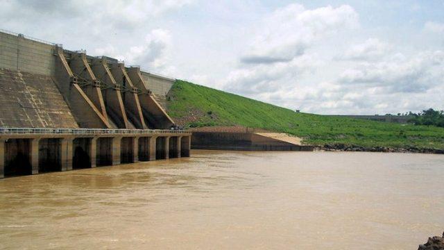 Photo of Kainji Dam