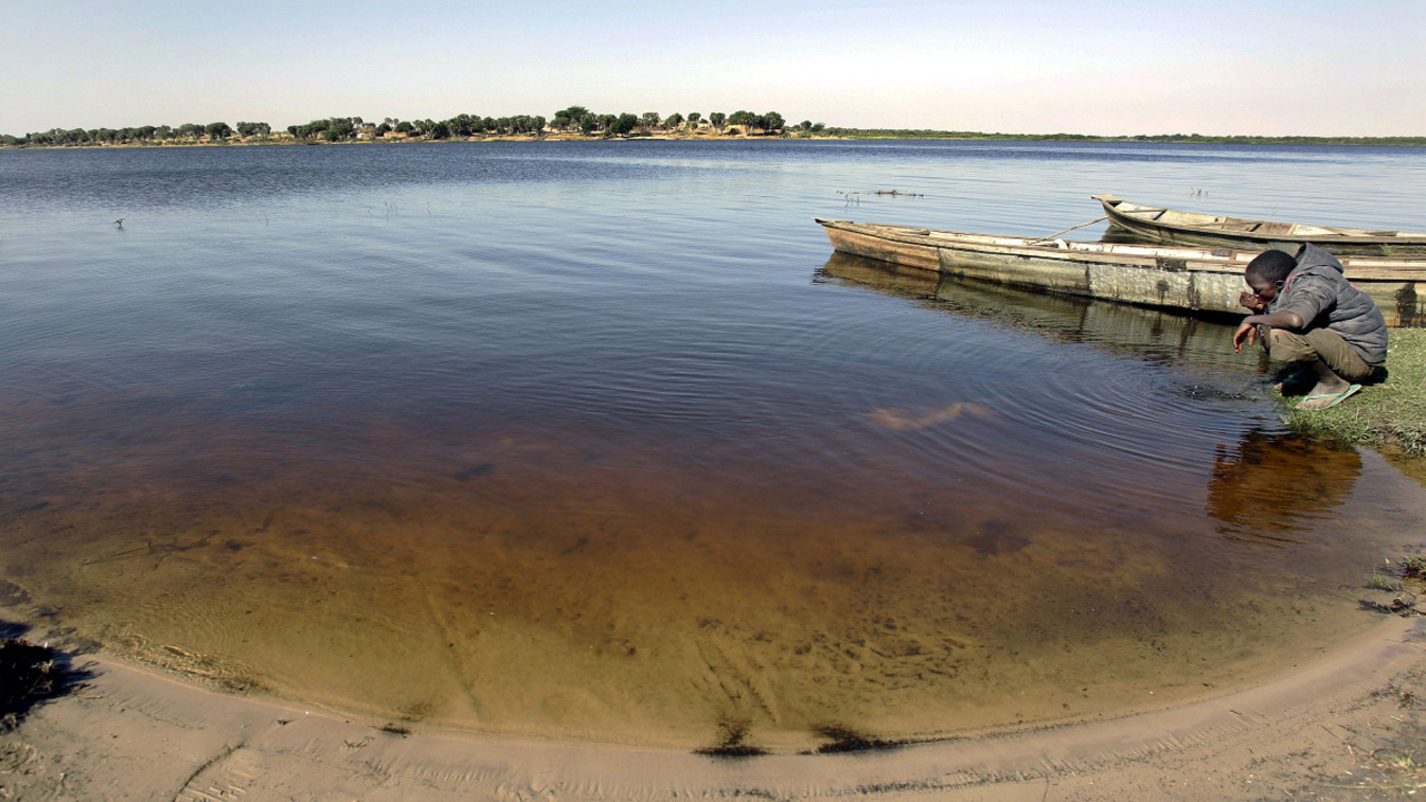 Photo of Lake Chad