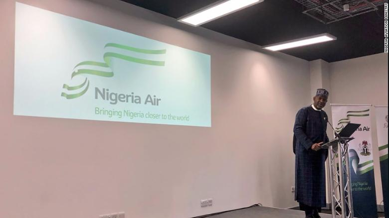 Photo of Nigeria unveiled a new national carrier