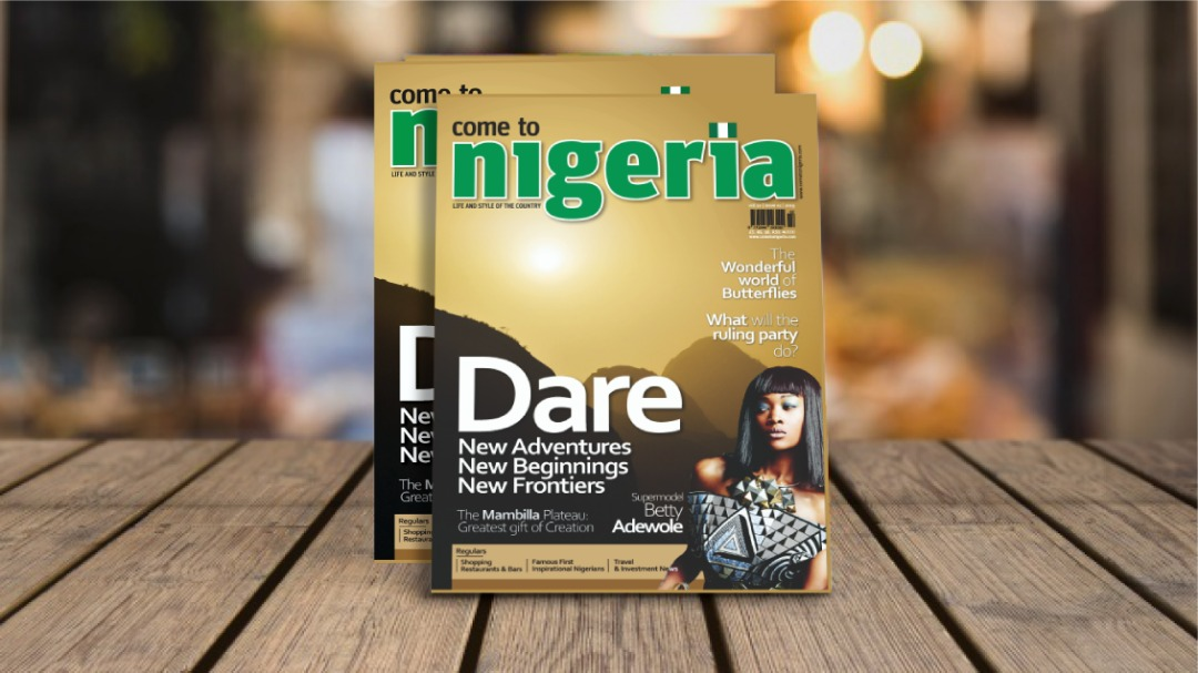 Photo of ComeToNigeria New-Edition