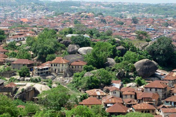 View of Abeokuta