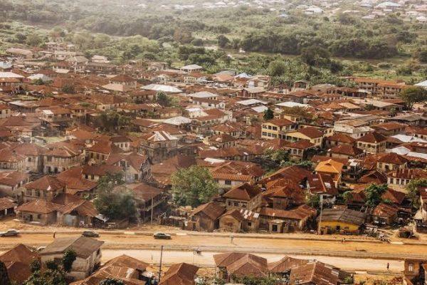 Olumo Rock Tourism in Nigeria