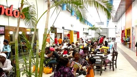 Photo of Adeniran Ogunsanya Shopping Mall, Surulere Lagos