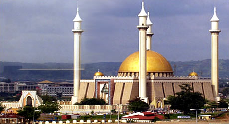 Photo of National Mosque Abuja
