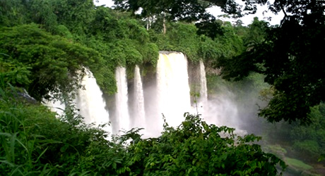 Photo of Agbokim Waterfalls, Cross River State