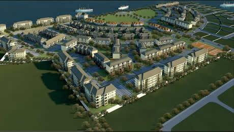 Photo of Under construction: Beach Resort Estate, Lekki