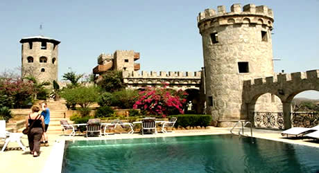 Kajuru Castle is a German castle located within Kaduna metropolis