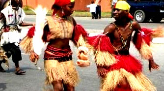nigeria cultural dance Nigerian People And Their Culture